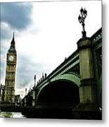 From The Thames Metal Print