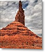 From The Valley To The Sky Metal Print