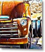 From Tucson To Tucumcari Metal Print