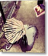 Front Page Story Metal Print
