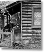 Front Porch Metal Print by Mel Steinhauer