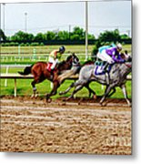 Front Runners 026mx Metal Print