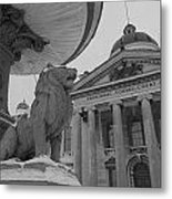 Frontenac County Courthouse 2 Metal Print