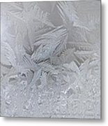 Frosty Dreams Metal Print