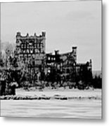 Frozen In Time And Place Metal Print