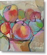 Fruit Bowl #5 Metal Print