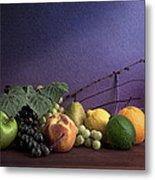 Fruit In Still Life Metal Print