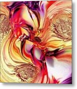 Fruit Punch Metal Print