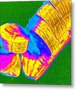 Fruitilicious - Banana - Photopower 1815 Metal Print