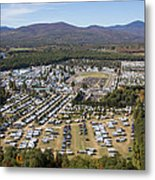 Fryeburg Fair, Maine Me Metal Print