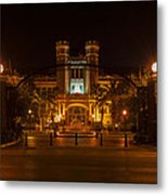 Fsu Westcott Building/ruby Diamond Auditorium Metal Print by Frank Feliciano