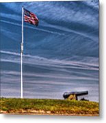 Ft Macon  Metal Print