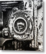 Fuel Deficient Metal Print