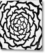 Full Bloom I I Metal Print