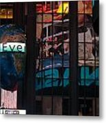 Full Color Reflections Metal Print