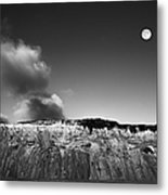 Full Moon Over Cape Cod Metal Print by Diane Diederich