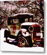 Full Of Charm Metal Print