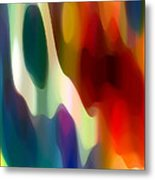 Fury 2 Metal Print by Amy Vangsgard