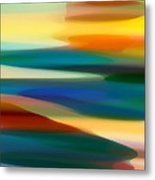 Fury Seascape 4 Metal Print