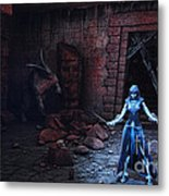 Future Of The Past Metal Print