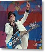 G Love And Special Sauce Metal Print