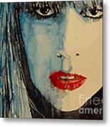Gaga Metal Print by Paul Lovering