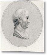 Gaius Cilnius Maecenas  Roman Statesman Metal Print