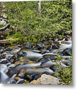 Galena Creek Metal Print