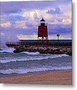 Gales Of November Metal Print