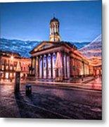 Gallery Of Modern Art Glasgow Scotland Metal Print