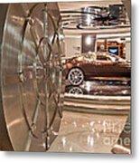 The Vault - Aston Martin Metal Print