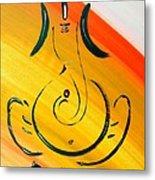 8 Ganesh Ekdhantaya Metal Print