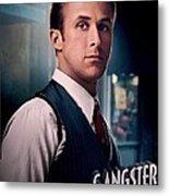 Gangster Squad Gosling Metal Print