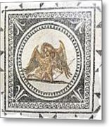 Ganymede Carried Off By Zeus Metal Print