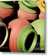 Gaping Jugs Metal Print by Eva Kato
