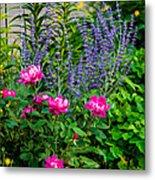 Garden Delights Metal Print