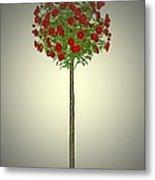 Garden Flowers 4 Metal Print