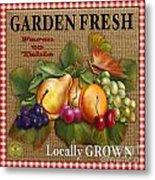 Garden Fresh-jp2386 Metal Print