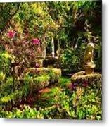 Garden Impressions Metal Print