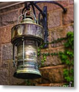 Garden Light Metal Print