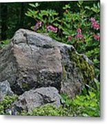 Garden Of Choice Metal Print