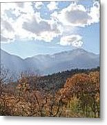 Garden Of The Gods 1 Metal Print