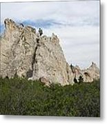 Garden Of The Gods Scene 28 Metal Print