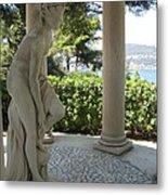 Garden Statue I Metal Print