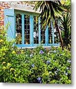 Garden Window Db Metal Print