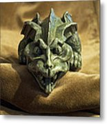 Gargoyle Or Grotesque Metal Print