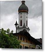 Garmisch Partenkirchen  Metal Print