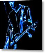 Gary Pihl Plays The Blues Metal Print