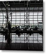 Gate A48 Metal Print