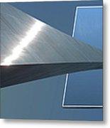 Gateway Arch St Louis 05 Metal Print